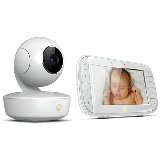 buy motorola mbp50 baby video monitor at your online shop for baby monitors and. Black Bedroom Furniture Sets. Home Design Ideas