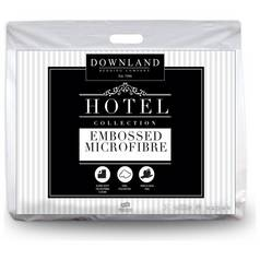 Downland Embossed Soft to Touch 10.5 Tog Duvet - Double