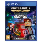 more details on Minecraft Story Mode Complete Collection PS4 Game.