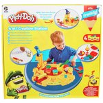 more details on Play-Doh 4 in 1 Creation Station.