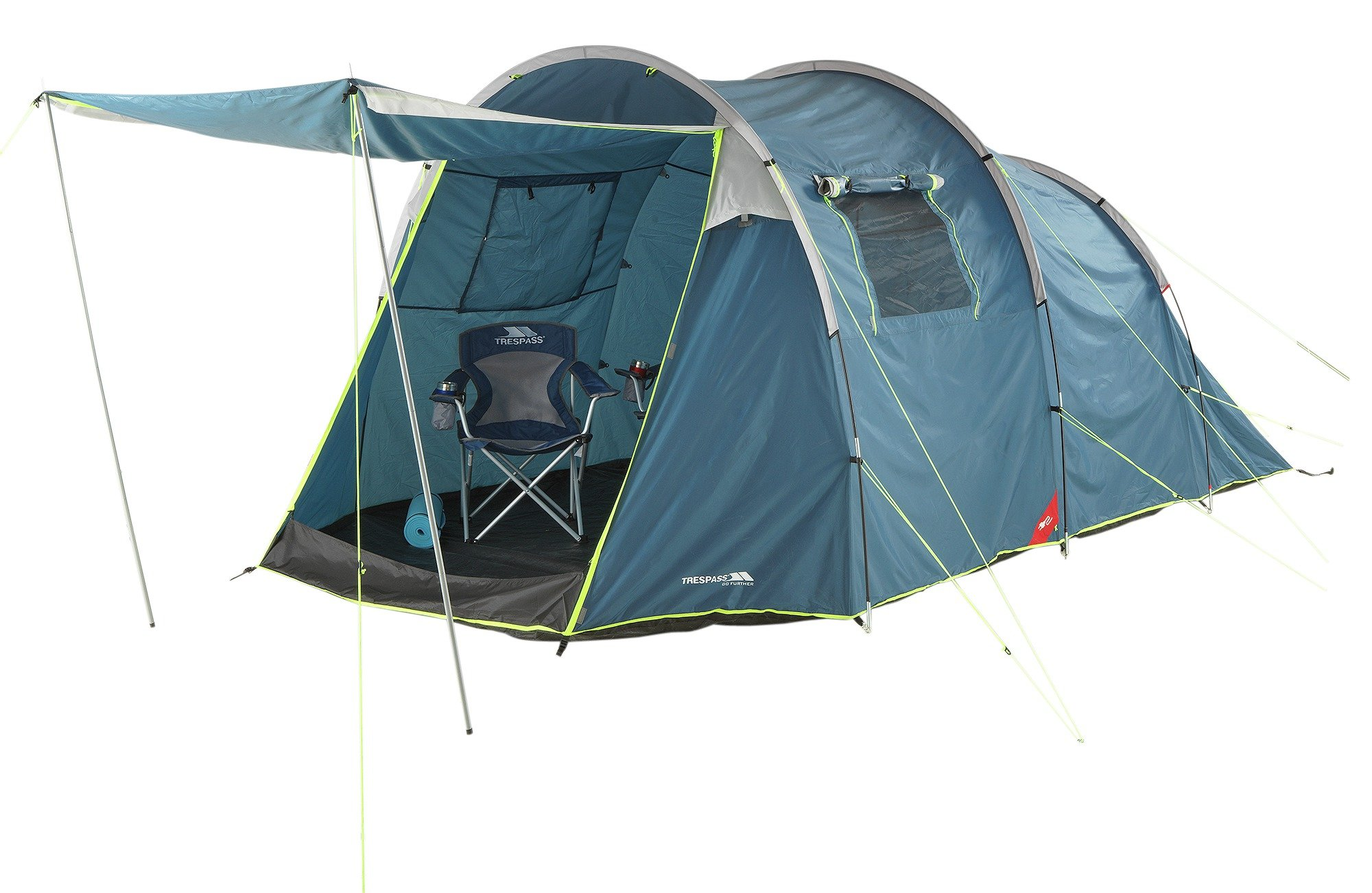 Trespass 4 Man Tent with Carpet  sc 1 st  Argos & Results for 8 man tents in Sports and leisure Camping and ...