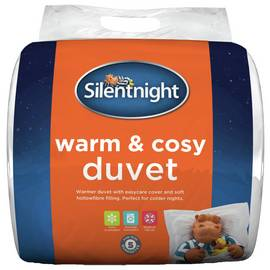 Silentnight Warm and Cosy 13.5 Tog Duvet - Double