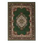 HOME Bukhura Traditional Rug - 120x160cm - Green