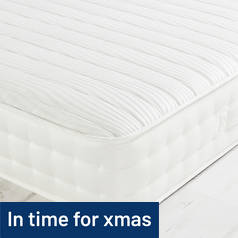 Airsprung Leiston 4000 Pocket Memory Mattress - Superking