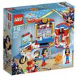 more details on LEGO Wonder Woman Dorm - 41235.