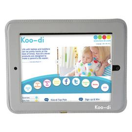 Koo-di iPad Holder for Child Car Travel.