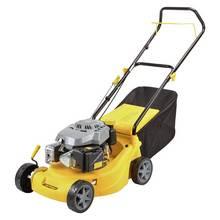 Challenge 40cm Hand Push Petrol Lawnmower - 129cc