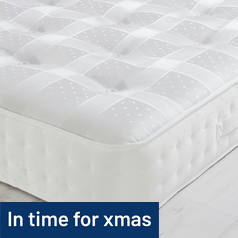 Airsprung Brockford 2000 Pocket Mattress - Superking