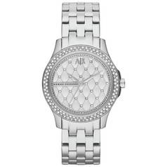 Armani Exchange AX5215 Ladies' Crystal Stainless Steel Watch