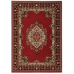 more details on HOME Bukhura Traditional Rug - 160x230cm - Red.