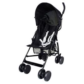 Red Kite Push Me 2U Stroller - Midnight