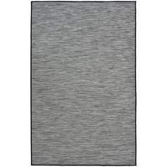 Retreat Flatweave Rug - 120x170cm - Charcoal