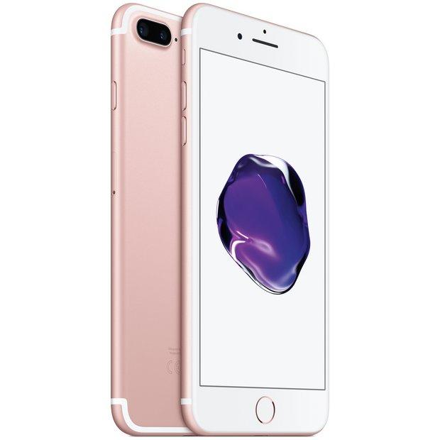 Argos Iphone S Rose Gold