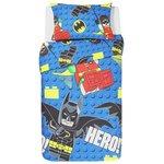 more details on LEGO Batman Bedding Set - Single.