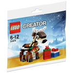 more details on LEGO Reindeer - 30474.