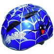 more details on Coyote Kids Spider Medium Bike Helmet 52-55cm - Blue.