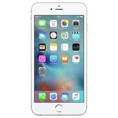 SIM Free iPhone 6s Plus 128GB Mobile Phone- Silver