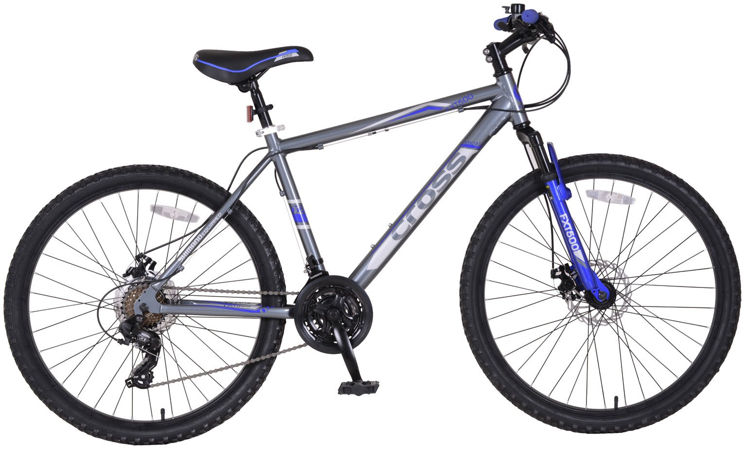 Cross Fxt  Inch Front Suspension Male Mountain Bike