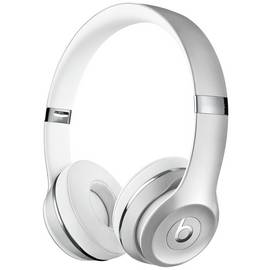 Beats by Dre Solo 3 On-Ear Wireless Headphones - Silver