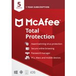 more details on McAfee 2017 Total Protection 5 Device.