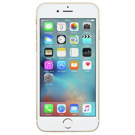 SIM Free iPhone 6s 128GB Mobile Phone - Gold