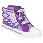 more details on My Little Pony Twilight HiTop Shoes - Size 8.