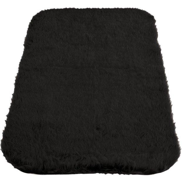 Buy Faux Fur Oblong Rug