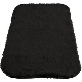 Faux Fur Oblong Rug
