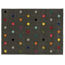 Collection Dotty Rug - 120x160cm - Multicoloured