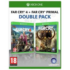 Far Cry: Primal and Far Cry 4 Xbox One Games