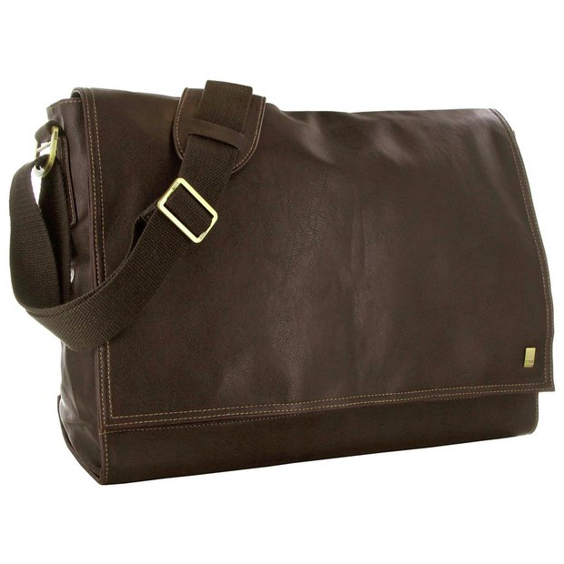 99053077f Buy Storm London Faux Leather Laptop Bag | Laptop bags, cases and ...