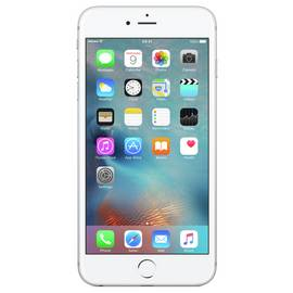 SIM Free iPhone 6s Plus 32GB Mobile Phone - Silver