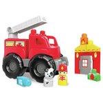 more details on Mega Bloks Fire Truck Rescue.