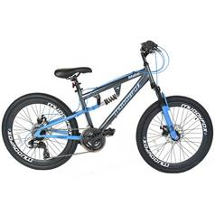 Muddyfox Idaho Dual 24 Inch Boys Bike