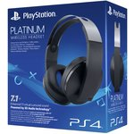 more details on Sony PS4 Platinum Wireless Headset.