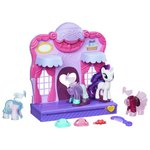 more details on My Little Pony Friendship is Magic Rarity Fashion Runway.