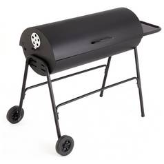 Extra Large Charcoal Oil Drum BBQ