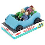 more details on Melissa and Doug Car And Doll Set.