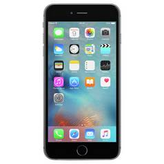 SIM Free iPhone 6S Plus 128GB Mobile Phone - Space Grey