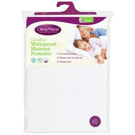 Clevamama Cotton Waterproof Mattress Protector