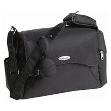Koo-di Messenger Baby Changing Bag - Black.
