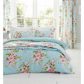 Catherine Lansfield Canterbury Floral Bedding Set - Single
