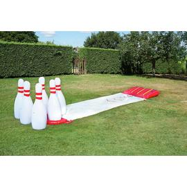 Chad Valley Slide and Splash Inflatable Bowling