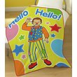 more details on Something Special Mr Tumble Blanket