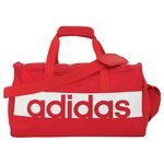 more details on Adidas Linear Small Holdall & Gymsack - Red.
