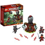 more details on LEGO Ninjago The Vermillion Attack - 70621.
