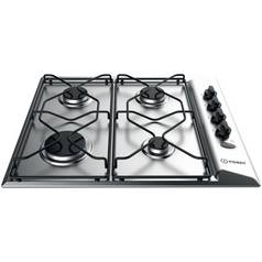 Indesit PAA642IXIWE Gas Hob - Stainless Steel