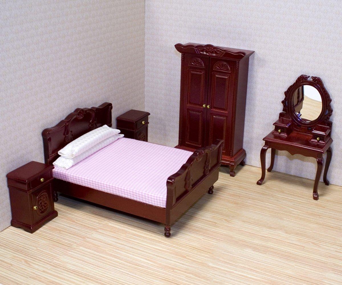 Delightful Melissa U0026 Doug Bedroom Furniture Set.