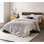 more details on Heart of House Purity Jacquard Bedding Set - Double.
