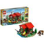 more details on LEGO Creator Lakeside Lodge - 31048.